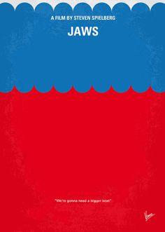 Jaws Alternative Movie Poster