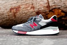 New Balance | 998 | Grey