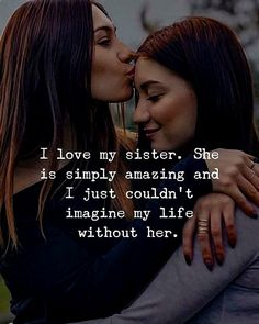 Top Inspiring Quotes About Sisters & I Miss My Sister Quotes Sister Quotes In Hindi, Sister Friend Quotes, Little Sister Quotes, Sister Quotes Funny, Missing My Sister Quotes, Funny Quotes About Sisters, Friends Like Sisters Quotes, Nephew Quotes, Sister Poems