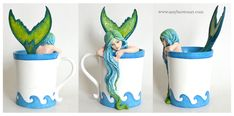 FIGURINES - Coffee and Tea Fairies - Amy Brown Fairy Art - The Official Gallery