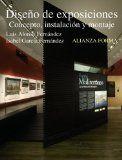 Diseño de exposiciones : concepto, instalación y montaje / Luis Alonso Fernández, Isabel García Fernández