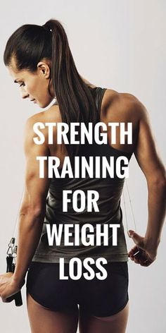 Strength training for weight loss. #strength #healthy #fitness #workout http://lindseyreviews.com/strength-training-for-weight-loss-6-best-moves/
