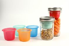 Cuppow!  Awesome gadgets to help get the most out of your Mason jars!