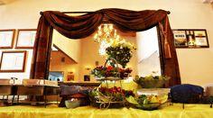 Buffet @ Delille Cellars. Seattle Caterer. Seattle Wedding Venue. Weddings in Woodinville.