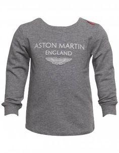 Aston Martin Sweatshirt Hildegardi Iridium Melange