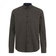 Quenby Shirt - Shirts - Menswear | Merc Clothing