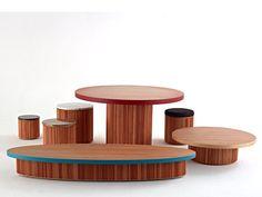 mesas coleção Ripinha, Isabela Vecci
