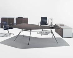 Contemporary Executive Desk Interior
