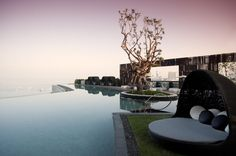 Hotel Hilton Pattaya, Thailand...the stuff dreams are made of