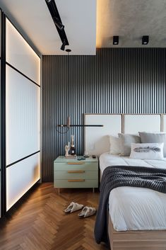 Modern Bedroom, Bedroom Decor For Couples, Affordable Bedroom, Bedroom Interior, Luxury Home Decor, Master Bedroom Interior, Master Bedrooms Decor, Bedroom Renovation, Bungalow Interiors
