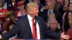 Headline: Donald Trump Promises to Continue Attacks on Clintons 'If They Release More Tapes'  Caption: The second presidential debate between Hillary Clinton and Donald Trump came at the end of a tumultuous and unprecedented week on the campaign trail, and the battle reflected every bit of that drama. The Republican and Democratic presidential nominees faced off in the town-hall-style debate, which... URL…