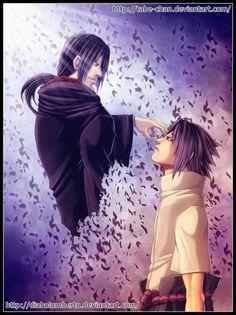 Itachi - Sasuke - I'm proud of you by diabolumberto.deviantart.com on @deviantART