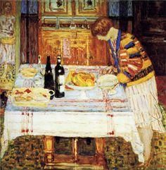 Pierre Bonnard painted in 1925