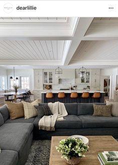 410 Open Floor Plan Decorating Ideas House Design Home Decor House Interior