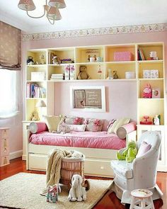 Perfect solution for my daughter's awkwardly shaped bedroom. It only has one wall suitable for a bed.