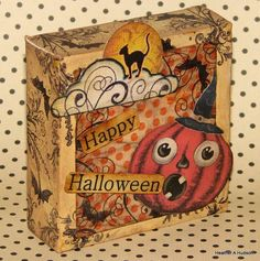 Other: Halloween Paperbag Mini Album