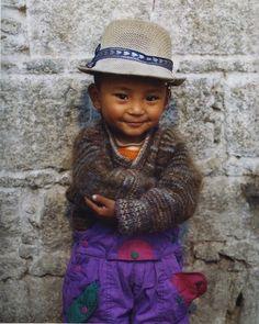 hermoso niño de mi país