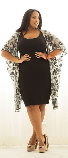 Plus Size Beauty- love this top one