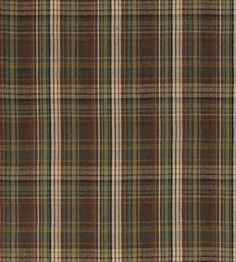 Interior Trends, Tartan | Meriden Plaid Fabric by Ralph Lauren | Jane Clayton