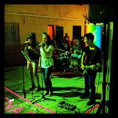 Singing in the night: Ateneu de les Arts