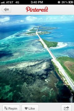 Road trip in the entire U.S. Route 1- Key West, Florida to Fort Kent, Maine.  My problem .... I can't do bridges!