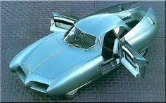 1954 Alfa Romeo B.A.T. 7 (Bertone),