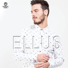 Ellus for Him. #RadicalChic #ModaMasculina #EllusForHim