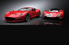 Sasha Selipanov designs Ferrari 612 GTO . 13503 car pictures at high resolution