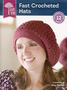 Maggie's Crochet · Fast Crocheted Hats