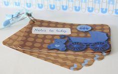 DIY notes to baby printables