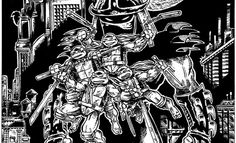 Teenage Mutant Ninja Turtles Turn 30 With New Art By Original Creators Eastman And Laird #TMNT