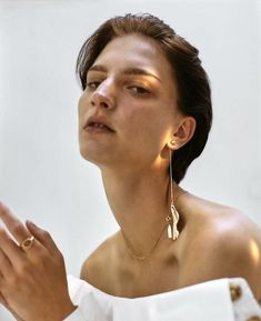 TARA Lookbook styled by Sue Choi, featuring Model Ros Georgiou