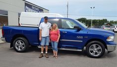 Daniel, congratulations from all of us here at McKay's Chrysler Dodge Jeep Ram.