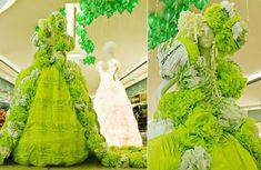 Zoe Bradley - amazing artistic dress forms