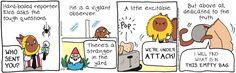 Breaking Cat News by Georgia Dunn for Mar 29, 2017 | Read Comic Strips at GoComics.com