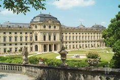 La Residenz - Würzburg
