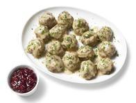 Almost-Famous Swedish Meatballs
