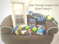 The Mid-Summer Giveaway