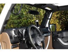 2012 Jeep Interior - Front Grab Handles