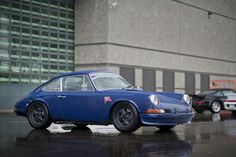 Porsche 911 - Check the front bumper detail