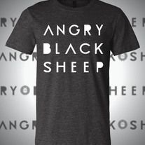Angry Black Sheep on Storenvy