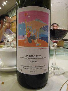 Roberto Voerzio Barolo 'La Serra' 1997