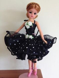 Pedigree ballerina Sindy OOAK, rerooted by Cheryl | eBay. SOLD 8th June 2014 for £32.00.
