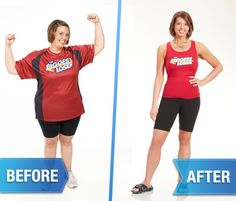 Before and After Photos from The Biggest Loser - : Image: NBC Universal http://fitbie.msn.com/slideshow/biggest-loser-before-and-after-photos