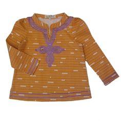 A mini Moroc organic summer tunic