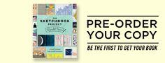 Sketchbook Project BOOK!
