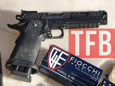 John Wick 3 Pistol Announced: Taran Tactical STI 2011 Combat Master - Tactical Pistol, 1911 Pistol, Revolver, Tactical Gear, Weapons Guns, Airsoft Guns, Guns And Ammo, Predator Hunting, Lethal Weapon