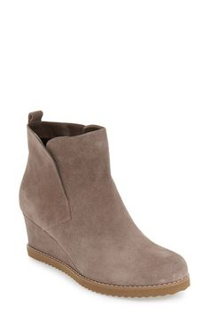9c014945bdba Blondo Blondo  Karla  Waterproof Wedge Bootie (Women) available at   Nordstrom Wedge