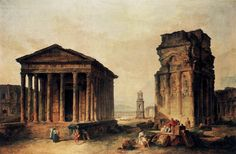 The temple of Nimes has inspired many across history, and even captured the imagination of American patriot, Thomas Jefferson. Nîmes - Wikipedia, the free encyclopedia