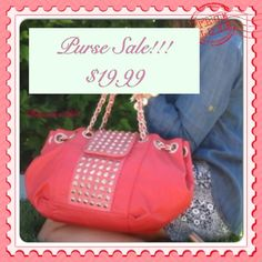 We love these purses!